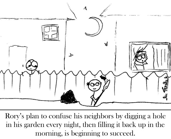 77 - Confusing Neighbors