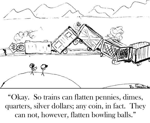 82 - Train Wreck