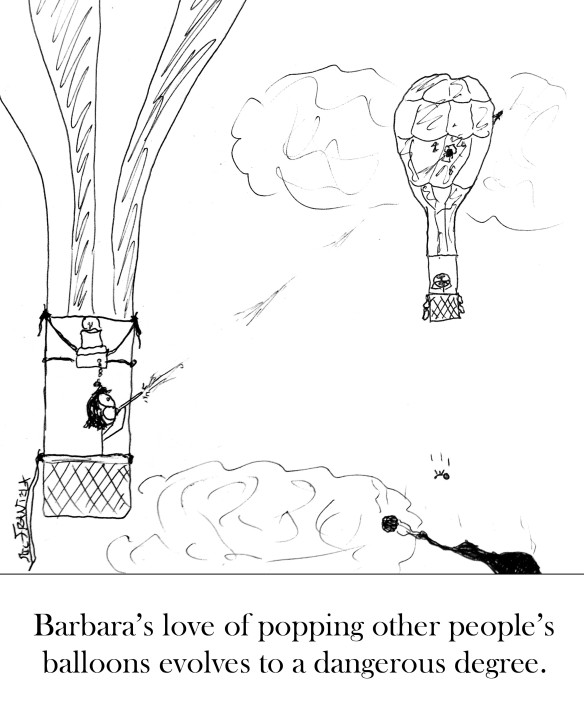 156 - balloon popping